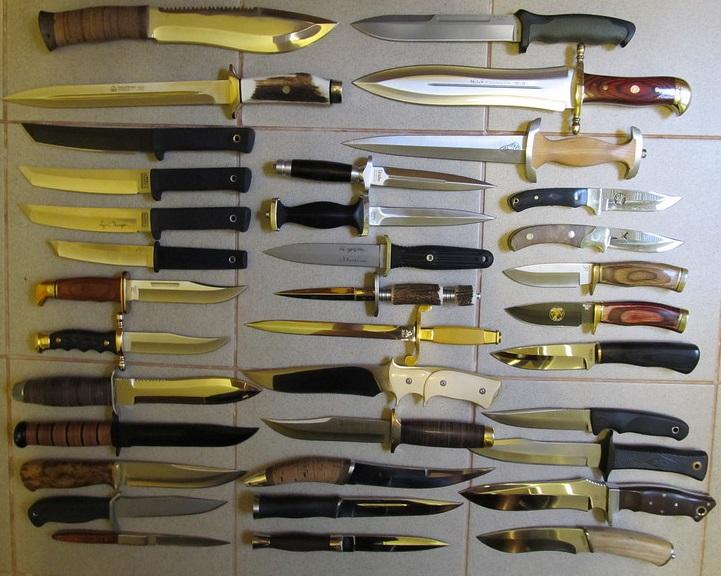 разновидности ножей фото и описание таких закусок откажется